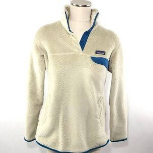 Patagonia Jacket Re Tool Snap T Fleece Pullover